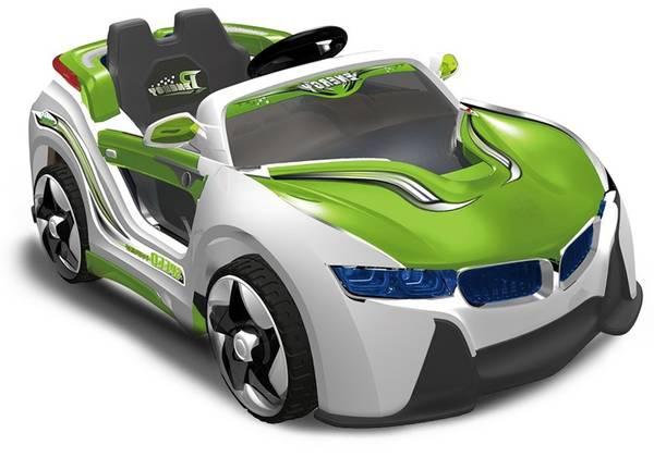 Mercedes électrique enfant