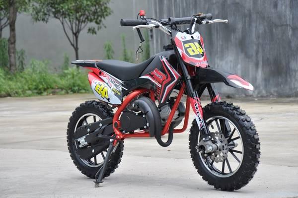 moto tout terrain electrique