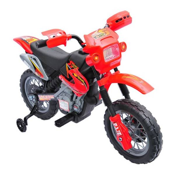 moto cross enfant