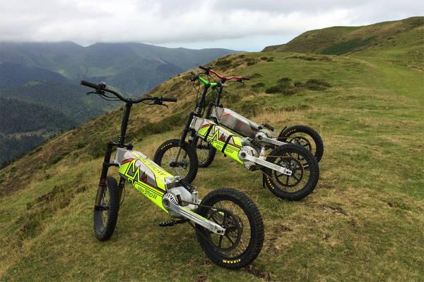 moto electrique 50cc